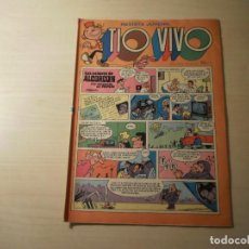 Tebeos: TEBEO TIO VIVO Nº 724 (1975). Lote 235321330