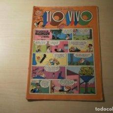 Tebeos: TEBEO TIO VIVO Nº 799 (1976). Lote 235321735