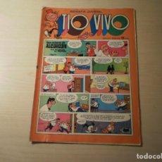 Tebeos: TEBEO TIO VIVO Nº 793 (1976). Lote 235321865