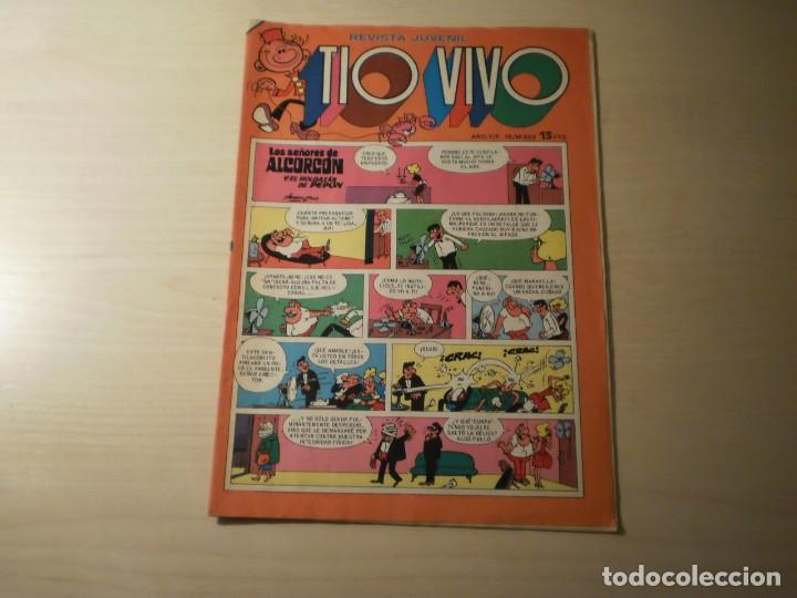 TEBEO TIO VIVO Nº 802 (1976) (Tebeos y Comics - Bruguera - Tio Vivo)