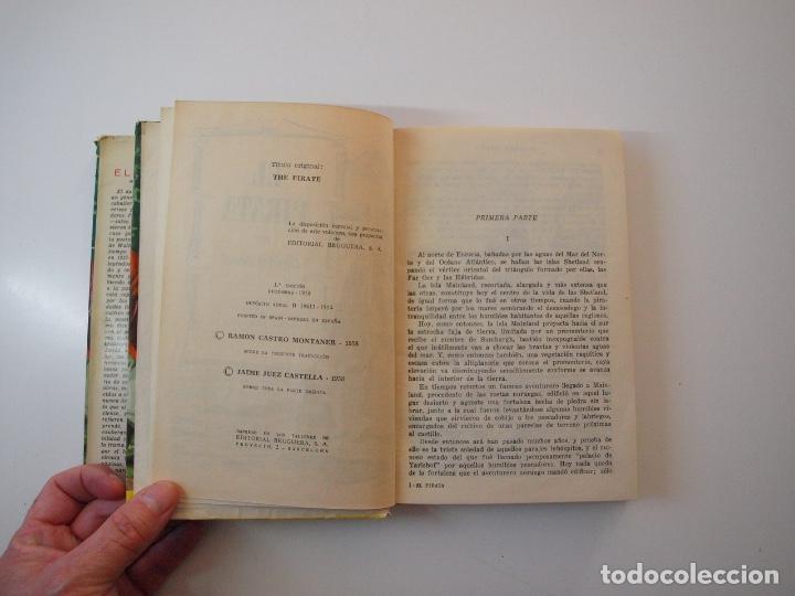 Tebeos: EL PIRATA - WALTER SCOTT - COLECCIÓN HISTORIAS Nº 74 - BRUGUERA 1ª ED. 1958 - Foto 5 - 235324910