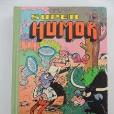 Tebeos: SUPER HUMOR VOLUMEN III MORTADELO Y FILEMON EDITORIAL BRUGUERA. Lote 235340155