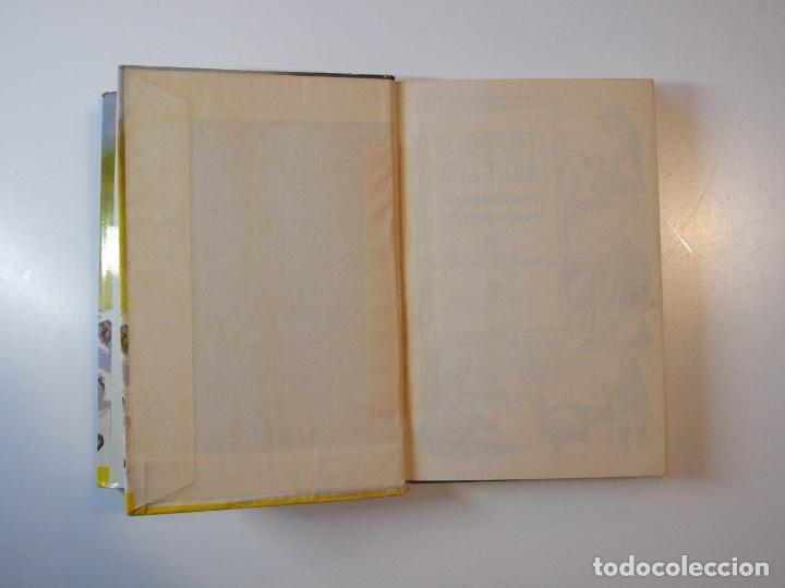 Tebeos: LA CONQUISTA DE LA TIERRA - STEWART H. GLEASON - COLECCIÓN HISTORIAS Nº 59 - BRUGUERA 2ª ED. 1960 - Foto 3 - 235347020