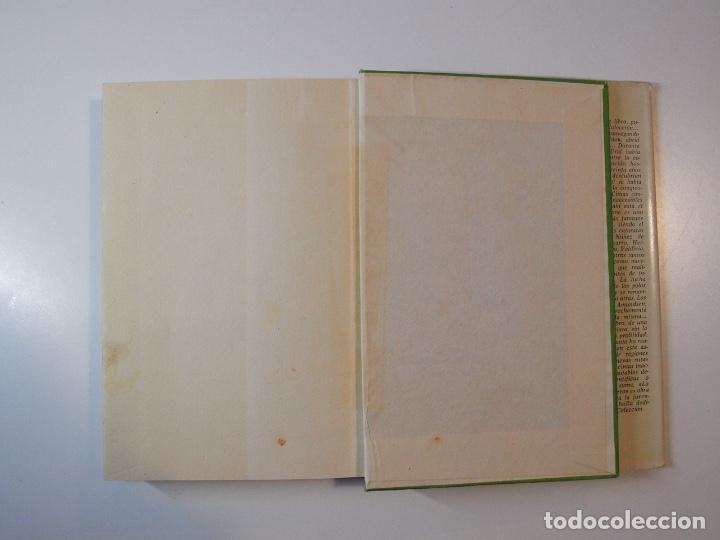Tebeos: LA CONQUISTA DE LA TIERRA - STEWART H. GLEASON - COLECCIÓN HISTORIAS Nº 59 - BRUGUERA 2ª ED. 1960 - Foto 9 - 235347020