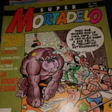 Tebeos: COMIC SUPER MORTADELO. Lote 235352995