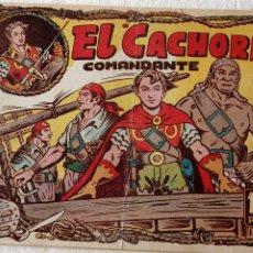 Tebeos: EL CACHORRO ORIGINAL Nº 42 - EDI. BRUGUERA 1951 - POR JUAN GARCÍA IRANZO. Lote 235372405