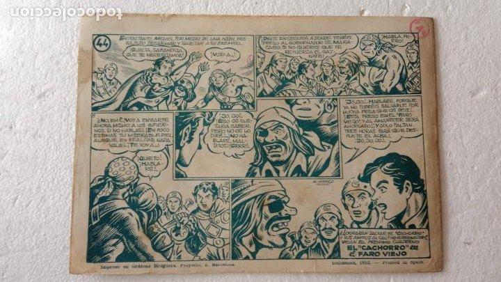 Tebeos: EL CACHORRO ORIGINAL Nº 44 - EDI. BRUGUERA 1951 - por JUAN GARCÍA IRANZO - Foto 2 - 235372750