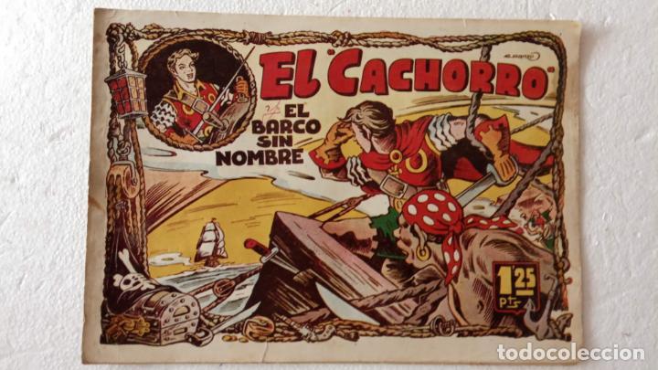 EL CACHORRO ORIGINAL Nº 44 - EDI. BRUGUERA 1951 - POR JUAN GARCÍA IRANZO (Tebeos y Comics - Bruguera - El Cachorro)