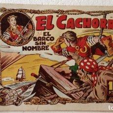 Tebeos: EL CACHORRO ORIGINAL Nº 44 - EDI. BRUGUERA 1951 - POR JUAN GARCÍA IRANZO. Lote 235372750