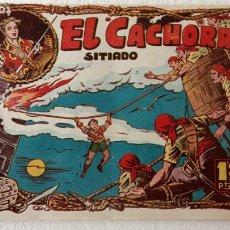 Tebeos: EL CACHORRO ORIGINAL Nº 46 - EDI. BRUGUERA 1951 - POR JUAN GARCÍA IRANZO. Lote 235373125
