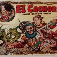 Tebeos: EL CACHORRO ORIGINAL Nº 50 - EDI. BRUGUERA 1951 - POR JUAN GARCÍA IRANZO. Lote 235373870