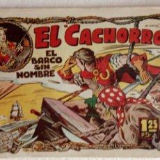Tebeos: EL CACHORRO ORIGINAL Nº 44 - EDI. BRUGUERA 1951 - POR JUAN GARCÍA IRANZO. Lote 235374185