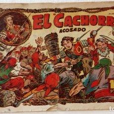 Tebeos: EL CACHORRO ORIGINAL Nº 51 - EDI. BRUGUERA 1951 - POR JUAN GARCÍA IRANZO. Lote 235374455