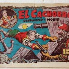 Tebeos: EL CACHORRO ORIGINAL Nº 59 - EDI. BRUGUERA 1951 - POR JUAN GARCÍA IRANZO. Lote 235374690