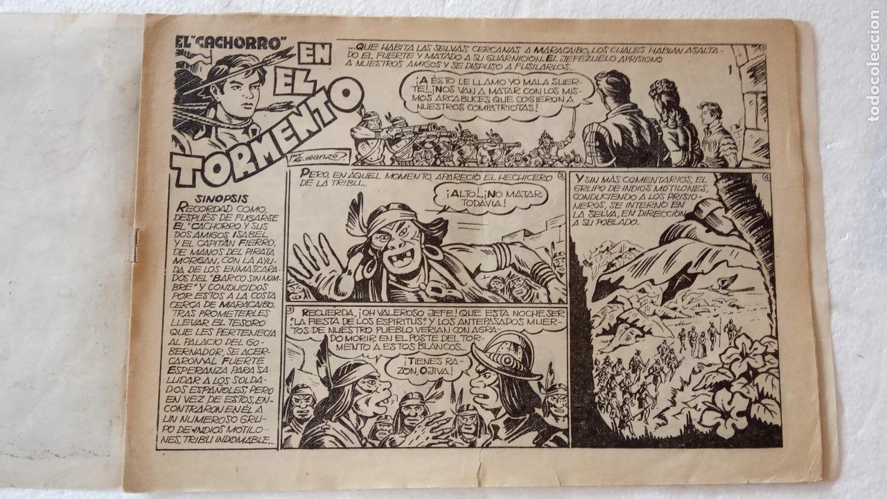 Tebeos: EL CACHORRO ORIGINAL Nº 64 - EDI. BRUGUERA 1951 - por JUAN GARCÍA IRANZO - Foto 3 - 235375400