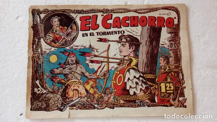 EL CACHORRO ORIGINAL Nº 64 - EDI. BRUGUERA 1951 - POR JUAN GARCÍA IRANZO (Tebeos y Comics - Bruguera - El Cachorro)