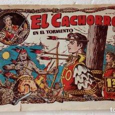 Tebeos: EL CACHORRO ORIGINAL Nº 64 - EDI. BRUGUERA 1951 - POR JUAN GARCÍA IRANZO. Lote 235375400