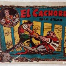 Tebeos: EL CACHORRO ORIGINAL Nº 77 - EDI. BRUGUERA 1951 - POR JUAN GARCÍA IRANZO. Lote 235376105