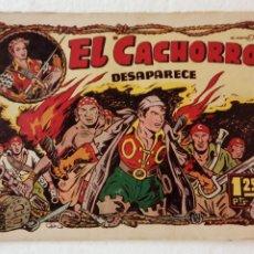 Tebeos: EL CACHORRO ORIGINAL Nº 81 - EDI. BRUGUERA 1951 - POR JUAN GARCÍA IRANZO. Lote 235376400