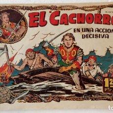 Tebeos: EL CACHORRO ORIGINAL Nº 82 - EDI. BRUGUERA 1951 - POR JUAN GARCÍA IRANZO. Lote 235376860