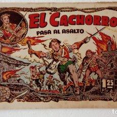 Tebeos: EL CACHORRO ORIGINAL Nº 84 - EDI. BRUGUERA 1951 - POR JUAN GARCÍA IRANZO. Lote 235377175