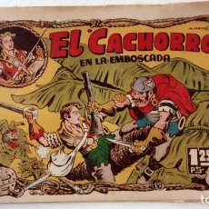 Tebeos: EL CACHORRO ORIGINAL Nº 85 - EDI. BRUGUERA 1951 - POR JUAN GARCÍA IRANZO. Lote 235377295