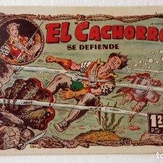 Tebeos: EL CACHORRO ORIGINAL Nº 87 - EDI. BRUGUERA 1951 - POR JUAN GARCÍA IRANZO. Lote 235377685