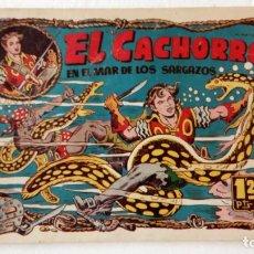 Tebeos: EL CACHORRO ORIGINAL Nº 95 - EDI. BRUGUERA 1951 - POR JUAN GARCÍA IRANZO. Lote 235378420