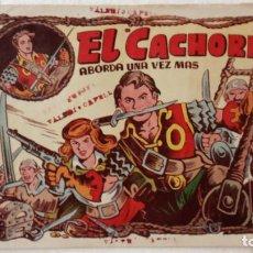 Tebeos: EL CACHORRO ORIGINAL Nº 101 - EDI. BRUGUERA 1951 - POR JUAN GARCÍA IRANZO. Lote 235378865