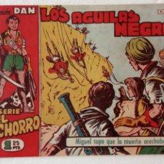 Tebeos: EL CACHORRO ORIGINAL Nº 110 - EDI. BRUGUERA 1951 - POR JUAN GARCÍA IRANZO. Lote 235379535
