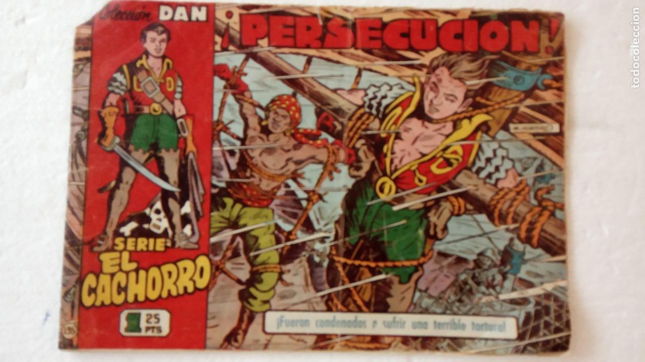 EL CACHORRO ORIGINAL Nº 135 - EDI. BRUGUERA 1951 - POR JUAN GARCÍA IRANZO (Tebeos y Comics - Bruguera - El Cachorro)