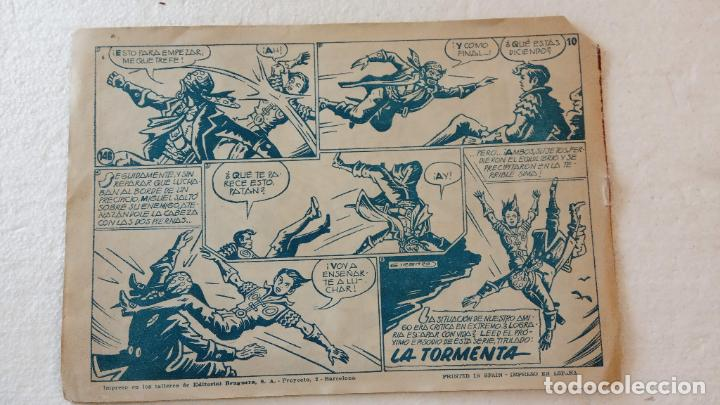 Tebeos: EL CACHORRO ORIGINAL Nº 148 - EDI. BRUGUERA 1951 - POR JUAN GARCÍA IRANZO - Foto 2 - 235379895