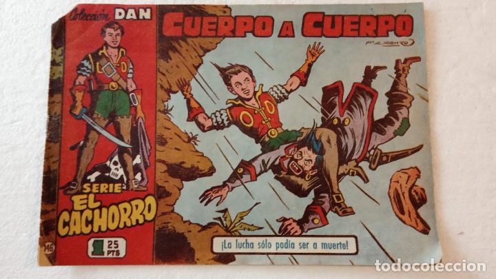 EL CACHORRO ORIGINAL Nº 148 - EDI. BRUGUERA 1951 - POR JUAN GARCÍA IRANZO (Tebeos y Comics - Bruguera - El Cachorro)