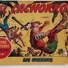 Tebeos: EL CACHORRO ORIGINAL Nº 164 - EDI. BRUGUERA 1951 - POR JUAN GARCÍA IRANZO. Lote 235379970