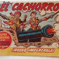 Tebeos: EL CACHORRO ORIGINAL Nº 200 - EDI. BRUGUERA 1951 - POR JUAN GARCÍA IRANZO. Lote 235380160