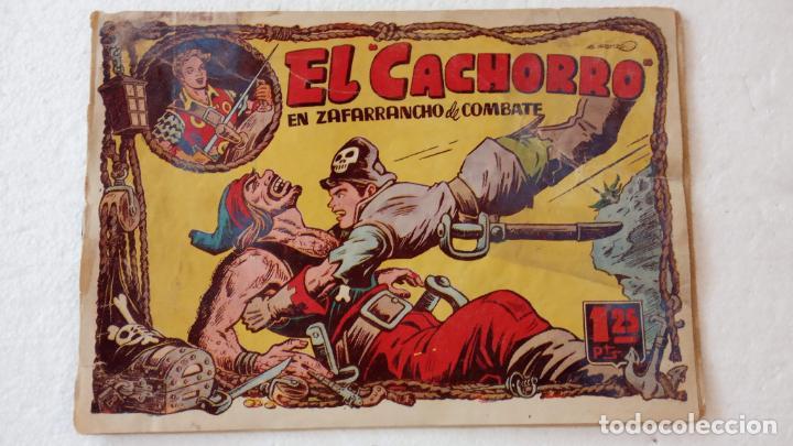 EL CACHORRO ORIGINAL Nº 100 - EDI. BRUGUERA 1951 - POR JUAN GARCÍA IRANZO (Tebeos y Comics - Bruguera - El Cachorro)