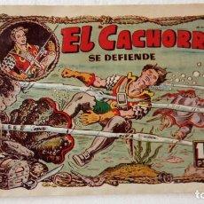 Tebeos: EL CACHORRO ORIGINAL Nº 87 - EDI. BRUGUERA 1951 - POR JUAN GARCÍA IRANZO. Lote 235381585
