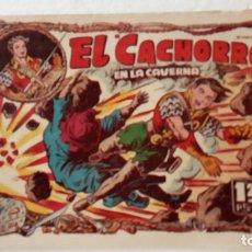 Tebeos: EL CACHORRO ORIGINAL Nº 90 - EDI. BRUGUERA 1951 - POR JUAN GARCÍA IRANZO. Lote 235381685