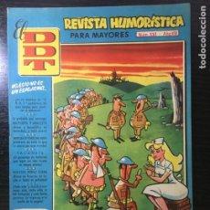 BDs: COMIC DDT - Nº 353. Lote 235414405