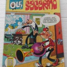Tebeos: EL BOTONES SACARINO - COLECCION OLE - EDICIONES B 1987. Lote 235430045