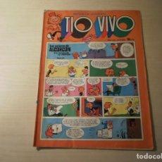 Tebeos: TEBEO TIO VIVO Nº 812 (1976). Lote 235535785