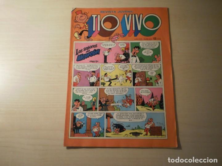 TEBEO TIO VIVO Nº 813 (1976) (Tebeos y Comics - Bruguera - Tio Vivo)