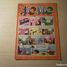 Tebeos: TEBEO TIO VIVO Nº 813 (1976). Lote 235536005