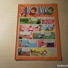 Tebeos: TEBEO TIO VIVO Nº 814 (1976). Lote 235536225