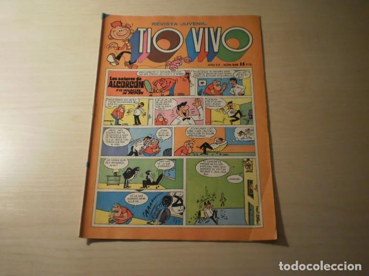 TEBEO TIO VIVO Nº 846 (1977) (Tebeos y Comics - Bruguera - Tio Vivo)