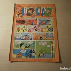 Tebeos: TEBEO TIO VIVO Nº 846 (1977). Lote 235538290