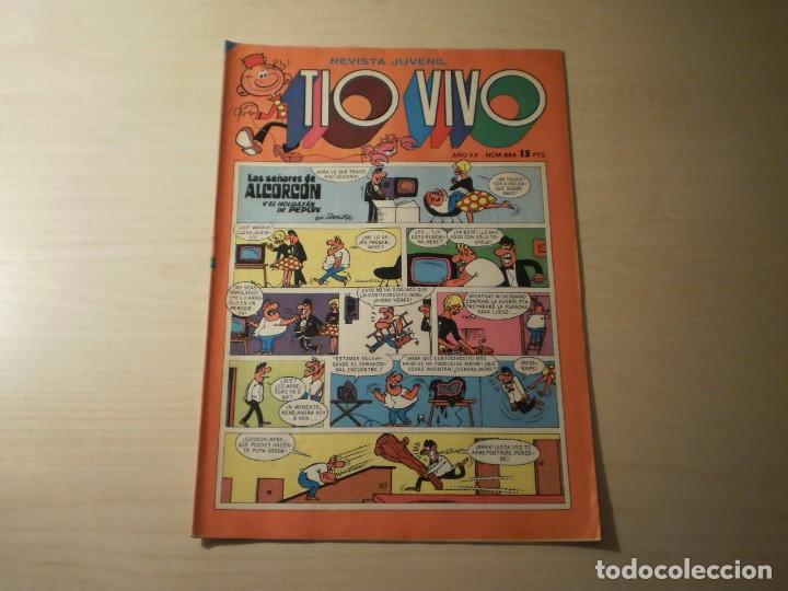 TEBEO TIO VIVO Nº 854 (1977) (Tebeos y Comics - Bruguera - Tio Vivo)