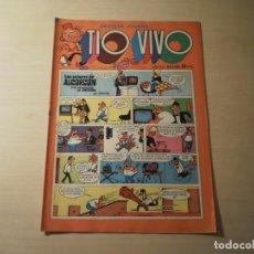 Tebeos: TEBEO TIO VIVO Nº 854 (1977). Lote 235538475