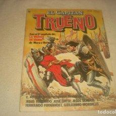 Tebeos: EL CAPITAN TRUENO N. 11 , AÑO I , 1986.. Lote 235543475