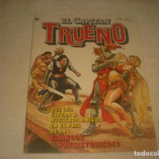 Tebeos: EL CAPITAN TRUENO N. 10 , AÑO I , 1986.. Lote 235544180